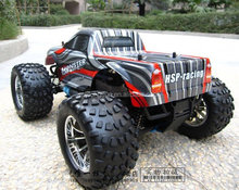 Remote control high speed petrol exceed rc car