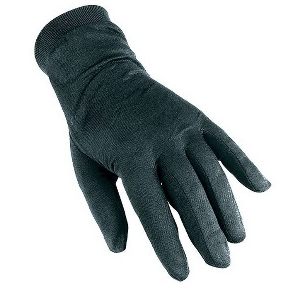 100% Pure Silk Gloves Inner For Ski Hiking Motorbike Cycle Sports