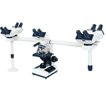 Professional Multi viewing head biological microscope