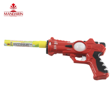 Fast delivery wholesale price safety CE certificate children handheld gun toy fireworks