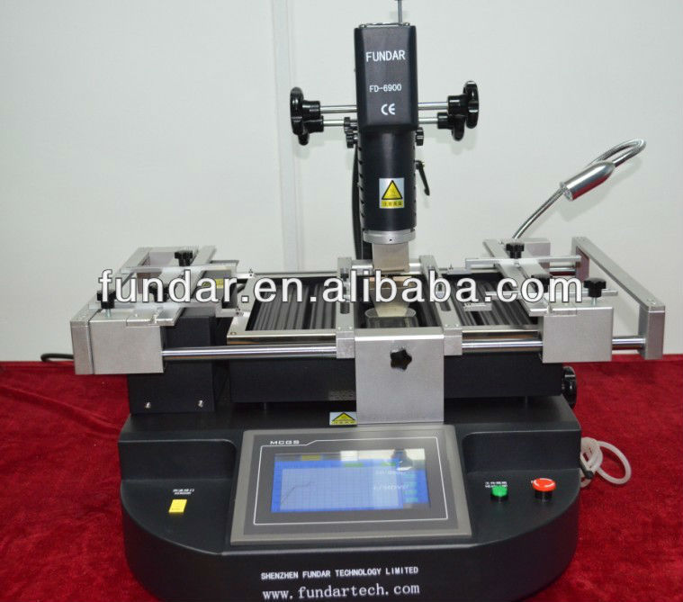 FUNDAR FD-6900 touch screen automatic welding system for laptop computer game consoles rework
