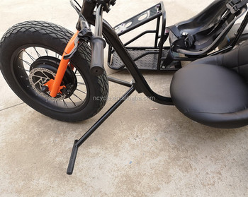 Warranty 24 months 48v 1500w motor electric drift trike could turn 360