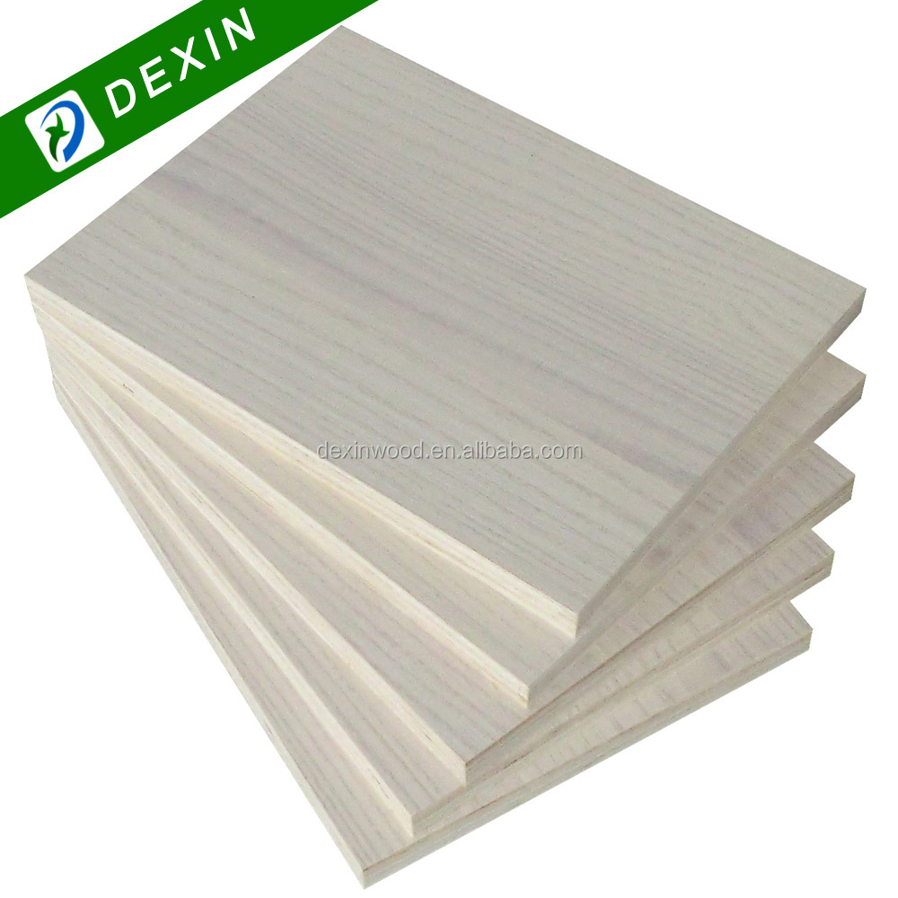 Melamine Plywood Laminated Wood Panels