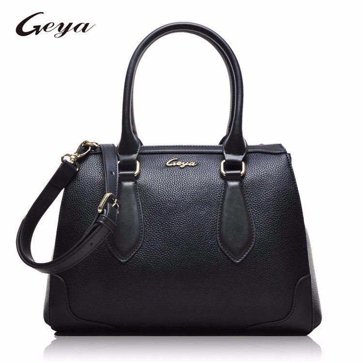 2016 Fashion Lady's Hand bag High quality Real leather handbags for Wholesale