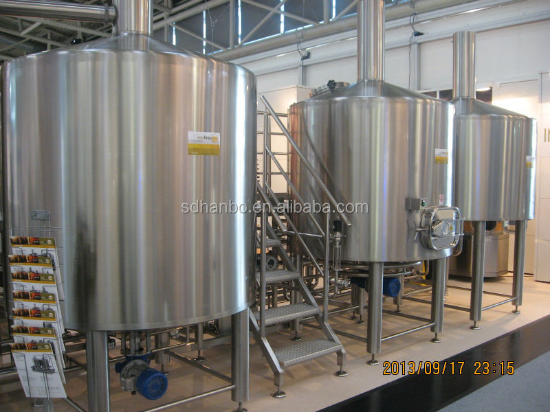 Beer Machine for Pub Brewing Stainless Steel 25 Gallon Conical Fermenter