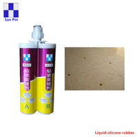 factory price different colored floor wall tile silicone sealant