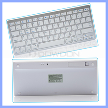 Universal Bluetooth keyboard bluetooth version 3.0 slim wireless bluetooth keyboard for smart phone tablet pc