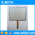 8.0'' inch 4 wire resistive touch screen panel 183mm*141mm ST-08005 100% Tested Best Quality transparent touch screen