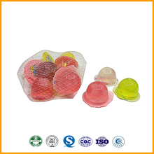 40g assorted mini copo de geléia fruity jelly halal lanche