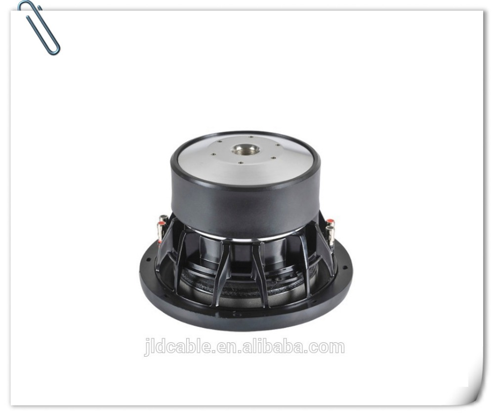 China OEM subwoofer 12inch RMS 600W <strong>Max</strong>.Power 1200W with Aluminium Basket