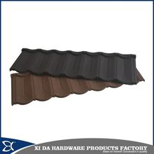 Effective corrugated roofing sheet stone coated metal roof tile