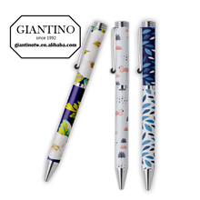 High Quality Heat Transfer Printing Ballpoint Ink Pens With Custom Logo