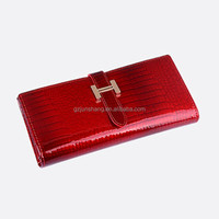 PVC Leather With Crocodile Embossed High