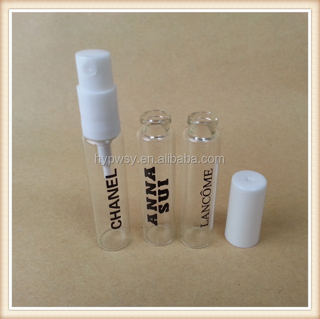2014 hot sale cheap perfume glass bottle 5ML