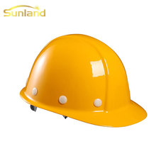 Reasonable cool crash industrial ventilated construction safety helmet