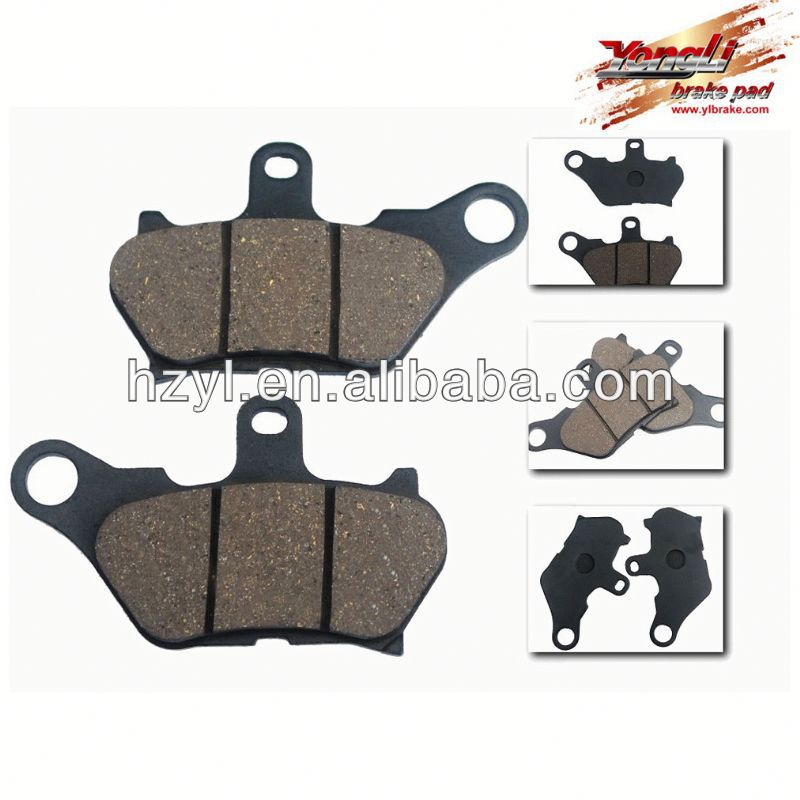 motorcycle braking lining break shoes