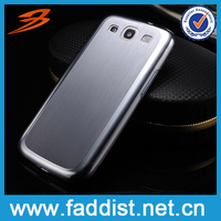 Fashion design for Samsung Galaxy s3 metal case