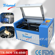 Triumph Laser car number plate making machine