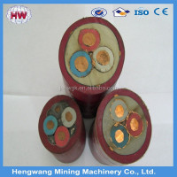 0.6/1kv flexible rubber mining cable