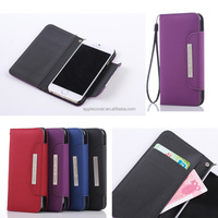 Elegant Flip Leather Case for iphone 6S,for iphone 6S case with credit card slots
