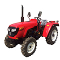 China Suppliers Luzhong 244 4X4 wheeled mini agricultural tractor for hot sale