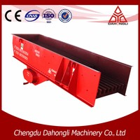 China best supplier offer high quality mechanical vibrating feeder