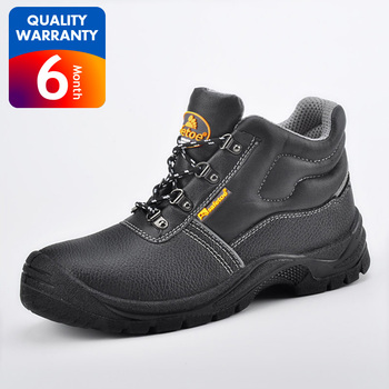 Cheap brand anti nail safety boots anti-static shoes esd double safety