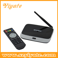 China Manufacturer Android Arabic Internet TV Box RJ45 Ethernet