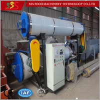 small size fish meal production machine for popular sale