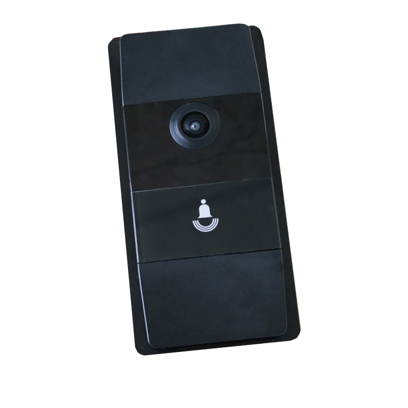 720P smart IP video doorbell/ WiFi doorbell with MicroSD fully Duplex Intercom