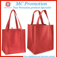 Promotional custom non woven tote bag