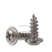 Phillips Pan Head Head self tapping screw with collar