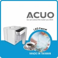 ACUO Hydro Pac Hot and Cold Water Dispenser with Faucet