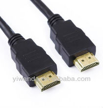 2014 Hot sell 1.4v 1080p avi to hdmi cable and usb to mini hdmi cable with Etherent