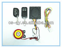 code learning motorcycle alarm system/thor motorcycle alarm system