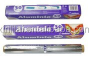 daily household use aluminium foil for food packaging