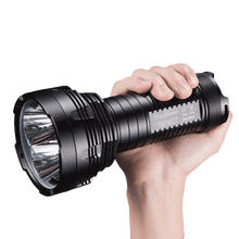 Rechargeable Signal flashlight Nitecore TM16GT 4*18650 battery military searching and hunting emergency flashlight