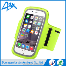 Sports wholesale green color outdoor sports armband case for samsung galaxy s4 case