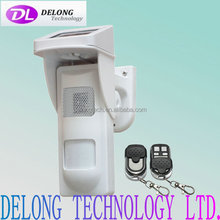 outdoor remote control pir motion detector