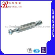 Cam furniture screw connector