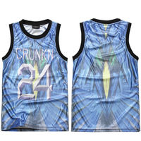 Top professional cheap reversible basketball uniforms