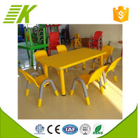 Preschool free daycare furniture study table bedroom furniture
