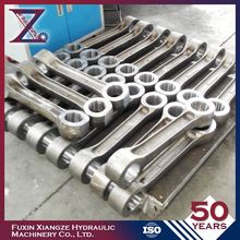 Plant machining products Rail transit chassis parts alloy steel casting