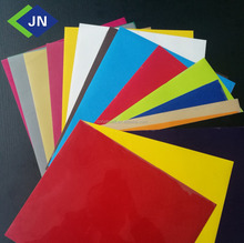 Heat Transfer Vinyl Sheets PU Flex Vinyl for T Shirts Jerseys Hats Bags 22 Colors Available 12*10 and 12*12 Inches For Choice