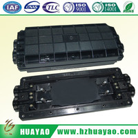 OEM 12 to 144 core Waterproof Outdoor Fiber Optic plastic enclosure for electronic device