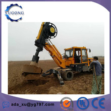 Hot sale Top quality hydraulic piling rotary rig