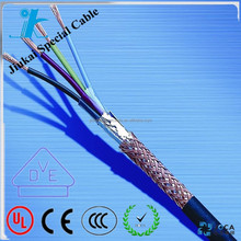 28awg UL approved high quality ul 2725 electrical cable with shielding