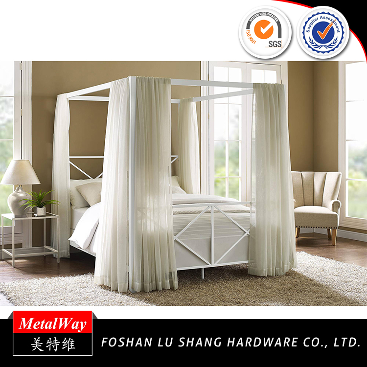 Professional full size available canopy bed for an adult