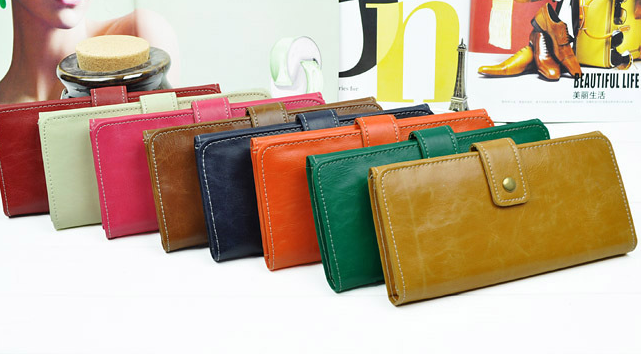 China Supplier Online Shopping new arrival hot selling old fashion coin sorter woman wallet
