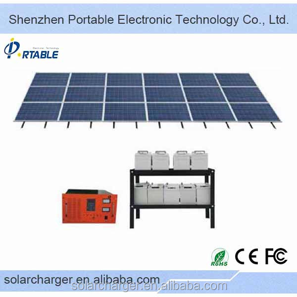 high efficient power and energy 10000W solar module for home solar system
